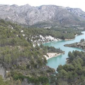 1405458485_Pantano de Guadalest desde Beniarda