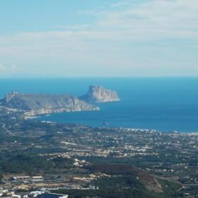 1405459369_Ibiza desde la Sierra del Puig Campana