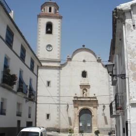 1432214067_5. Benimantell. Iglesia y campanario