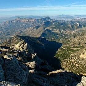 1442182818_Al Maigmó por El Estret-laXau (Cresta del Dinosaurio) 1-11-2014 133