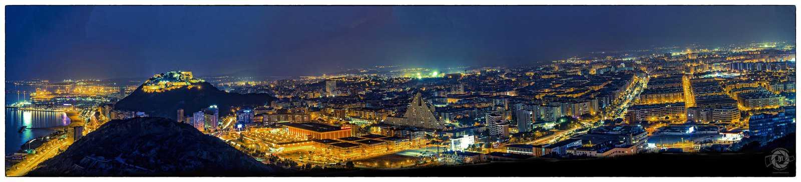 1454602631_panoramica Alicante ( Sierra Grossa )