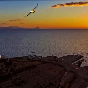 1491083955_Amanecer en Cabo de la Huerta.