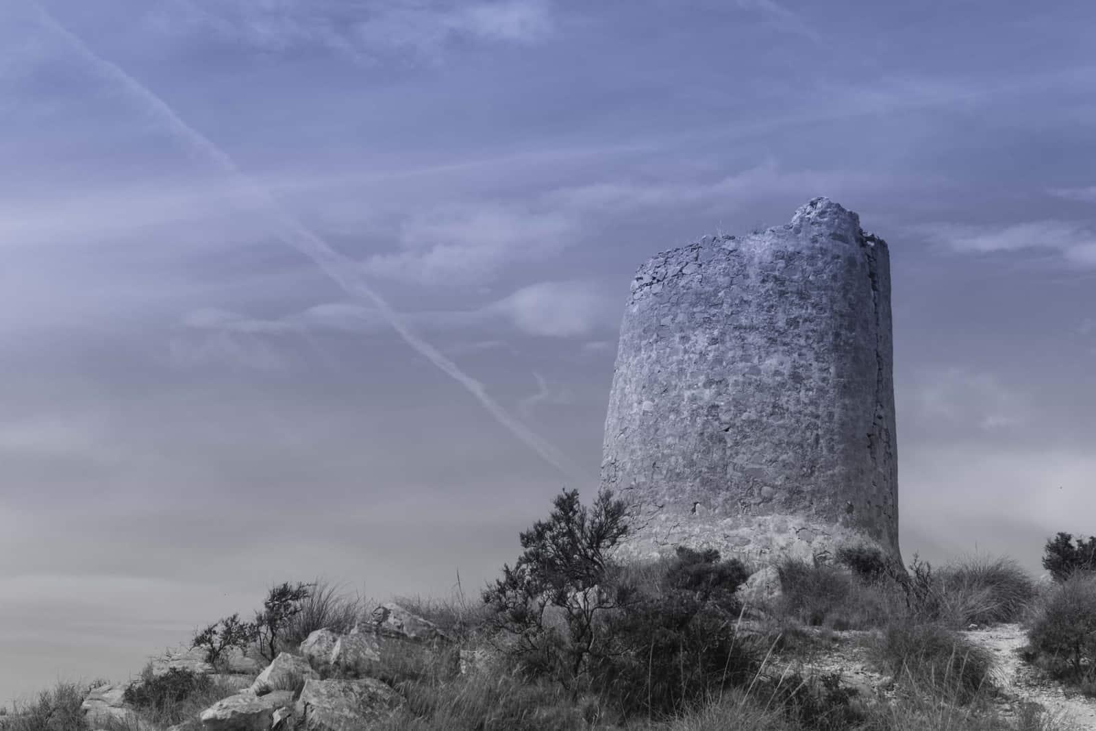 1495542046_torre de reixes en blanco y negro