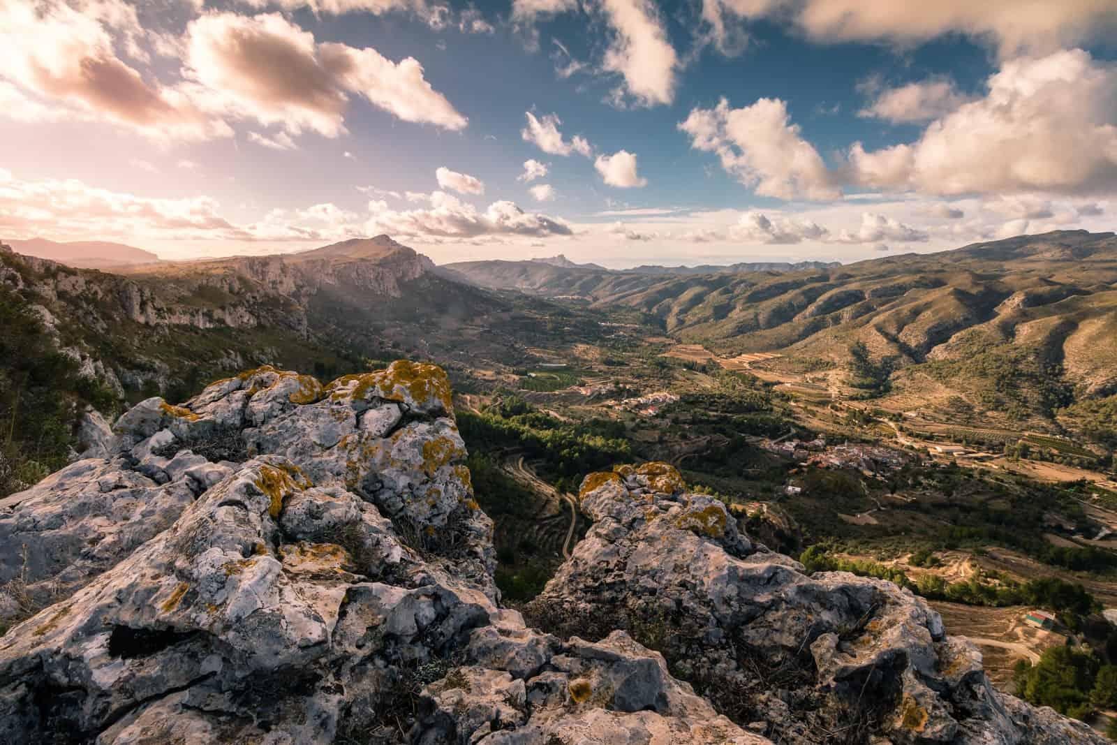 Vall de la Gallinera, Alicante
