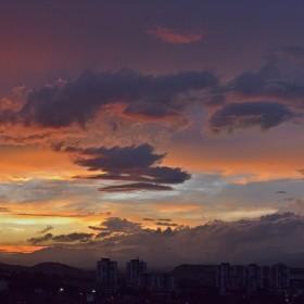 1528756275_2886 Atardecer sobre Alicante