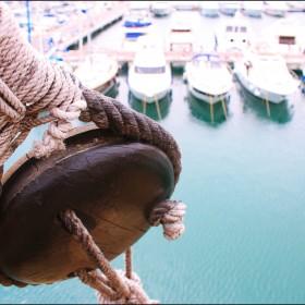 1564856621_Polea de madera barco antiguo