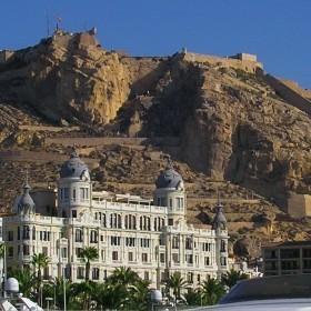 Alicante Castillo Edif. Carbonell