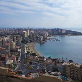 Alicante desde la sierra Manuel Antonio Velandia Mora 16022013_1