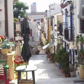 AlicanteSpain_GoingtoSantaBarbaraCastle