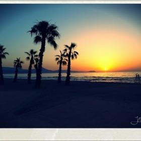 Amanecer en Playa San Juan