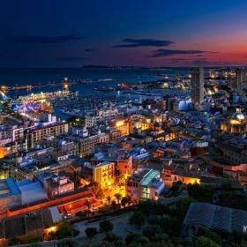 Anochece-en-Alicante