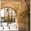 Arcos del ayuntamiento de Alicante