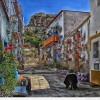 Barrio de Sta. Cruz, Alicante  4