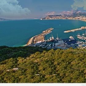 Calpe, Puerto deportivo