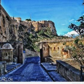 Control de Entrada al Castillo de Santa Bárbara, 11 Alicante