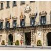 Fachada del ayuntamiento de Alicante