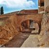 Foso del Castillo de Santa Barbara 9  - Alicante