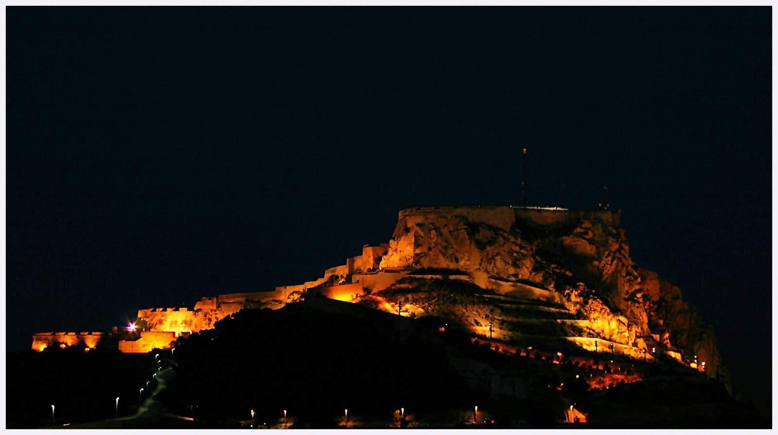 La noche del Castillo
