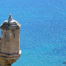Panoramicas de Alicante from the Castle