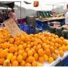 Puesto de Naranjas