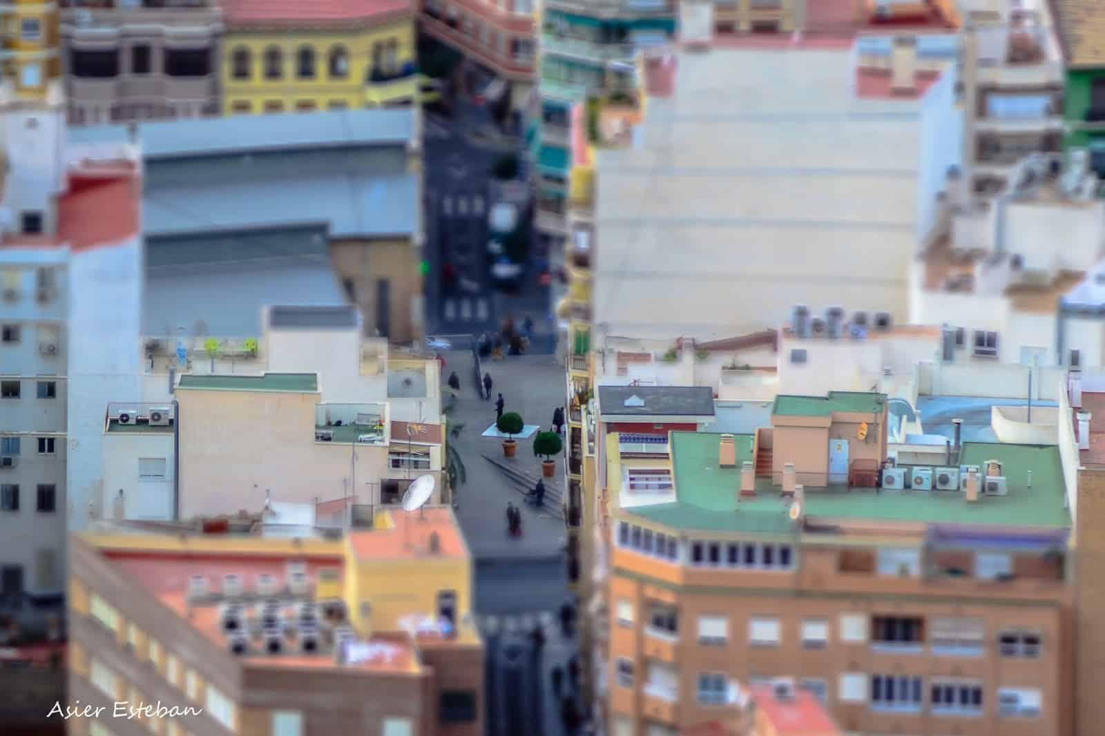 calle Vicente Anglada y Calderón de la Barca